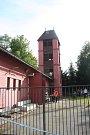 Hasičská zbrojnice ve Volyni.