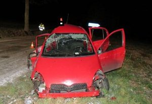 Tragická nehoda na Blatensku