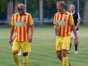 Jan Zušťák hattrickem zařídil výhru Junioru Strakonice nad Lokomotivou České Budějovice 3:1.