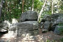 Boží kameny.