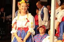 Celostátní přehlídka amatérského činoherního a hudebního divadla s postupem na Jiráskův Hronov opět ve Volyni.