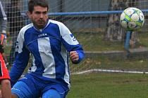 Vladimír Klíma dal z penalty úvodní gól Sedlice.