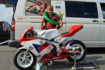 Jindra Škopek vybojoval ve Vysokém Mýtě třetí místo.