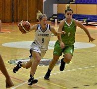 U19 Chance Strakonice - SBŠ Ostrava 66:69 (26:18, 42:35, 59:48).