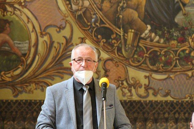 Václav Zábranský.