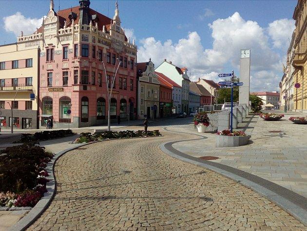 Po pěti letech můžete zkřižovatky na Velkém náměstí odbočit doprava.