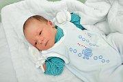 Rolf Saller z Dražovic. Rolfík se narodil 17. prosince 2018 ve 12 hodin a 28 minut a při narození vážil 3900 g. Na Rolfíka se doma všichni už moc těší.