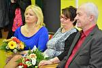 OBRAZEM: Slavnostního převzetí ceny se zúčastnili zástupci města Vodňany, sociální pracovníci a jejich klienti.