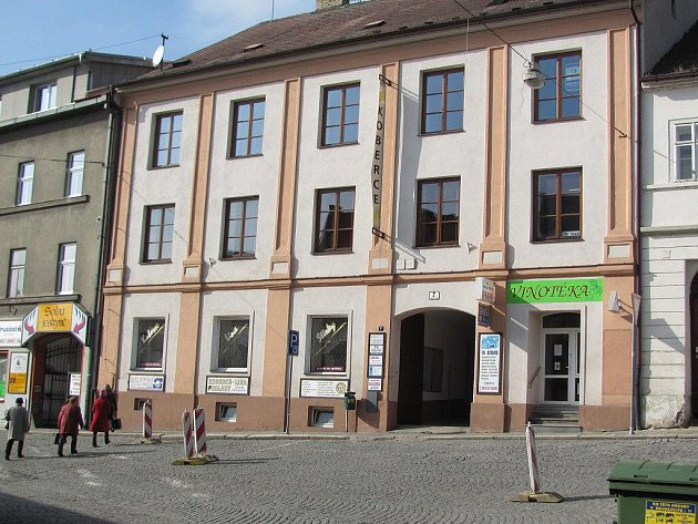 Dům Rudolfa Oberfalcera.