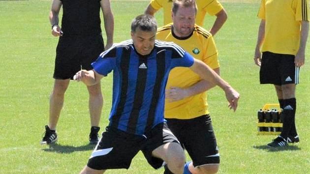 Ve Vodňanech se hraje 10. ročník turnaje v malém fotbale.