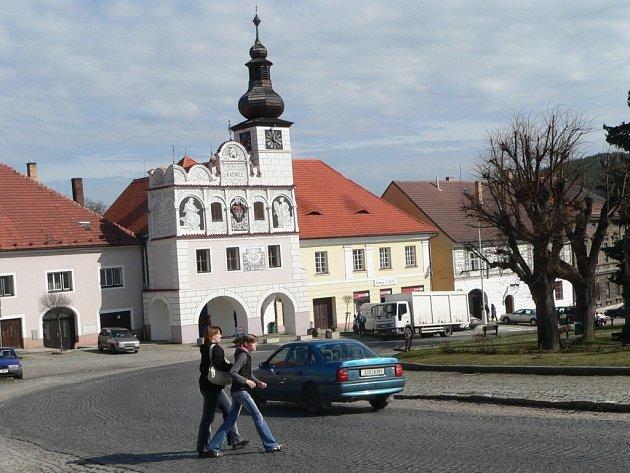 Volyňská radnice