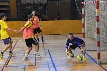 Vodňanská liga sálového fotbalu.