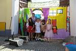 Poslední červnový víkend se konala tradiční Jihočeská pout v Radomyšli.