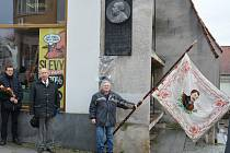 Uctění památky u rodného domu Josefa Skupy se uskuteční ve středu v 15 hodin.