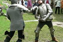Helfenburk se vrátí do středověku