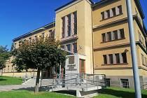 Okresní soud ve Strakonicích.