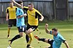 Víkend přinese zajímavé fotbalové duely v kraji i okrese. Ilustrační foto.