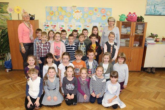 První třída  ZŠ Radomyšl