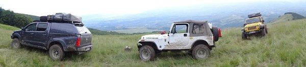 Jeep pro mě není značka. Je to životní vášeň.