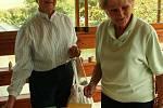 Volby v Domově klidného stáří sv. Anny