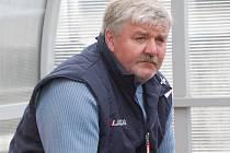 """""""Jsem rád a vděčný za to, že jsem tu práci mohl dělat. Strakonicím budu fandit,"""" prohlašuje nyní již bývalý trenér divizních Strakonic Pavel Koubek."""