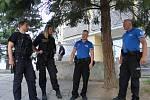 Skvělý zásah policistů zachránil život mladé ženy ze Strakonic.
