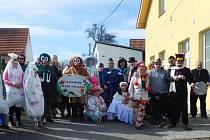 Letošní průvod projde obcí 16. března.