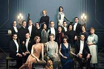 Panství Downton.