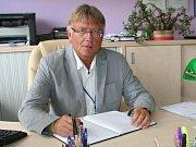 Ředitel strakonické nemocnice Tomáš Fiala.
