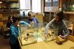 Děti navštívily zvířátka na Podskalí.