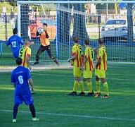 Junior Strakonice - FK Lažiště 2:1.