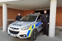 Policisté z Volyně pomohli zachránit život dvaasedmdesátiletému muži.