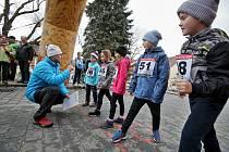 Už pětadvacátý ročník běhání na Silvestra uspořádali v Trhových Svinech běžečtí nadšenci.