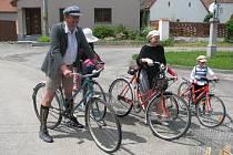 V sobotu 1. září startuje v Čejeticích 5. ročník Tour de Čejetice.