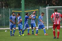 Fotbalistům Vodňan se na začátku sezony daří střelecky.