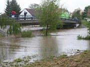 Volyňka v Mutěnicích.