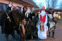O Mikuláše, anděla a čerty děti v Cehnicích nepřišly ani letos.