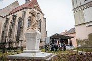 Oslavy 100 let republiky v Blatné.