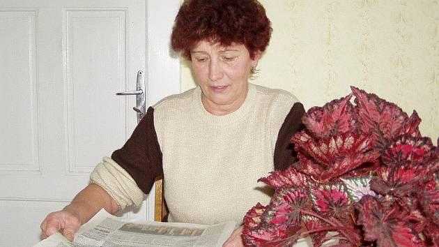 Jaroslava Vávrová pracuje jako smuteční řečnice šest let.
