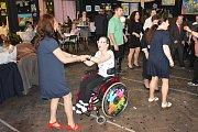 Fialkové plesání se stalo pro všechny zúčastněné neopakovatelným zážitkem.