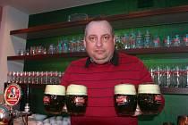 Bývalý ředitel pivovaru Marek Pohanka odešel do společnosti Staropramen.