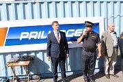 Dobrovolní hasiči ze Strakonicka, Písecka a Prachaticka získali věcné prostředky za 15,2 milionu korun.