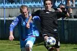 Strakonice v důležitém utkání doma porazily Votice 2:0.