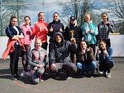 Hokejbal proti drogám zaujal i školáky na Strakonicku. Nejlepší celky z okresu postupují do dalšího kola.