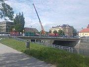 Rekonstrukce mostu Jana Palacha