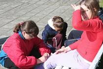 Děti ze základních škol Strakonicka tady měly ukázat, jak moc by si uměly poradit při záchraně lidského života a zdraví.