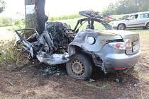 Autonehoda - Ilustrační foto