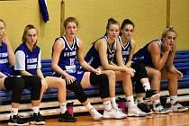 Pokračovala basketbalová Renomia ŽBL.