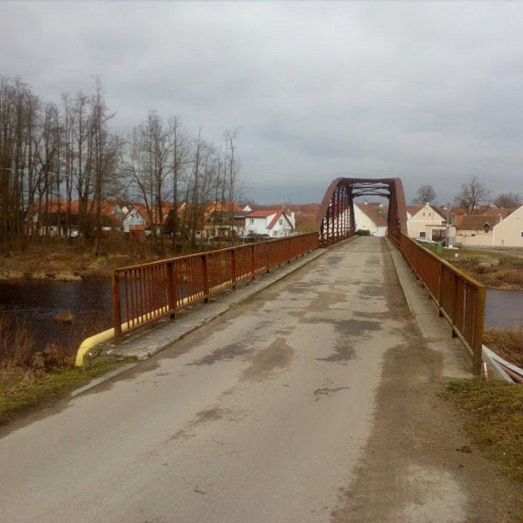 Most Poříčí.