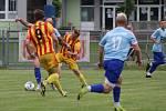 Strakonický Junior podlehl divizním Klatovům 0:4.